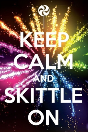Great Candy Quote! #Skittles