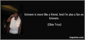 These are the eminem quotes about friends picturesquote Pictures