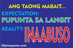 Tagalog Quotes, Funny Filipino Quotes, Filipino Sayings,