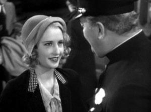 Barbara Stanwyck in 'Baby Face' 1933