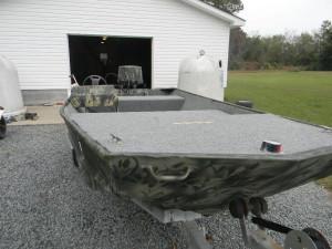 16 FT Jon Boat