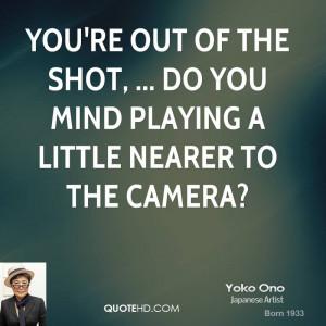 Yoko Ono John Lennon Quotes