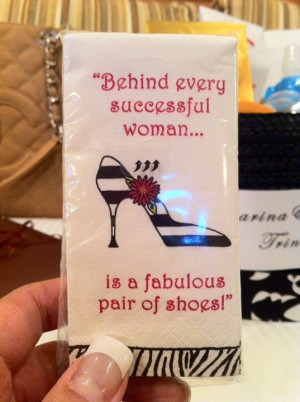 Some More Quotes about Women's Shoes