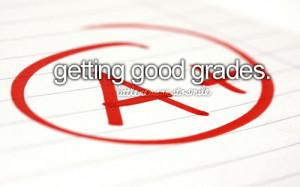 Good Grades Tumblr