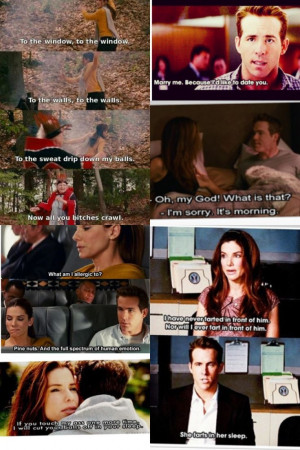 The proposal so hilarious