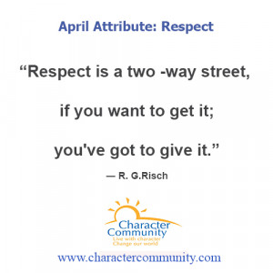 Respect in the Workplace Quotes