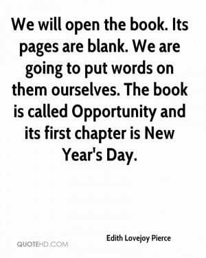 Its A New Day Quotes Its pages are blank.