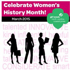 Join us in celebrating Women's History Month! From Amelia Earhart to ...