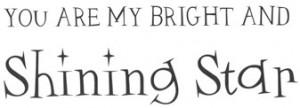 Quick Quotes Instant Journaling: Vellum Quotes Shining Star: 28cmx ...