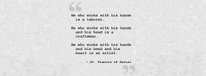 Seeking Sara Summers and St. Francis of Assisi