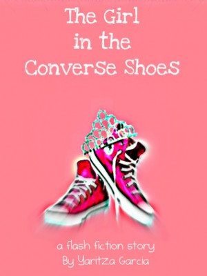 """Start by marking """"The Girl in the Converse Shoes"""" as Want to Read:"""