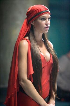 Jolene Blalock from STAR TREK: ENTERPRISE will be guest starring as ...