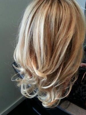 Blonde hair. Balayage highlights   Hair   Pinterest