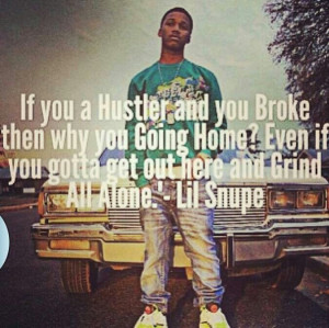 Lil snupe , R.I.P