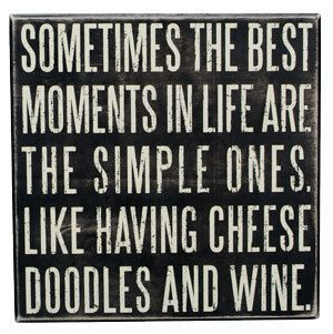 Tumblr-Cheese doodles and wine