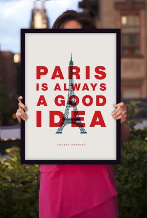 Inspirational Quote Audrey Hepburn