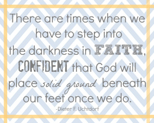 Quotes About Hope And Faith Following quote that just