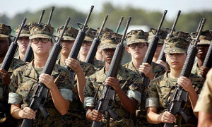 Women in combat--what do you think?