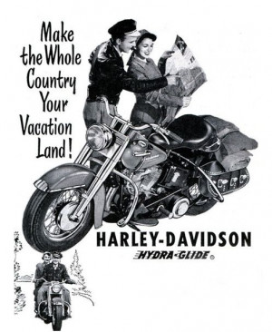 Harley Davidson Quotes Old harley davidson motorcycle