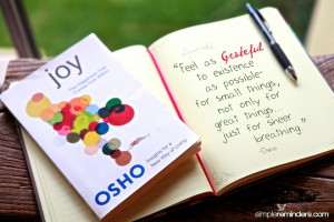 Osho has become one of my favorite spiritual philosophers, writers ...