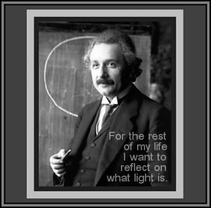 Famous Quotes - Albert Einstein