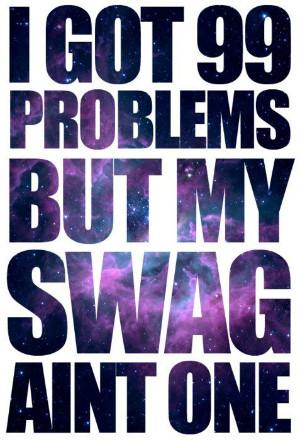Tenho 99 problemas, mas meu estilo não é um: referência à música ...