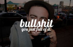 mac miller quotes | Tumblr