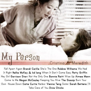 Grey's Anatomy Meredith and Cristina | cristina and meredith ...