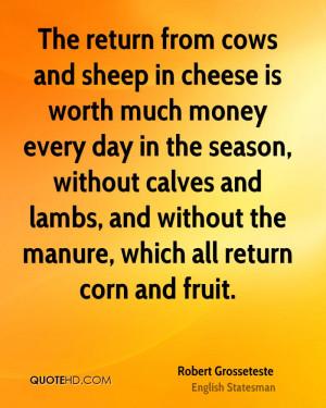 Robert Grosseteste Quotes