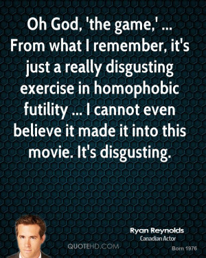 Back > Quotes For > Just Friends Movie Quotes Ryan Reynolds