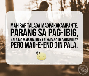 Tagalog Palusot Quotes and Conversations