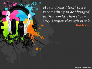 Jimi Hendrix Music Quotes Images, Pictures, Photos, HD Wallpapers