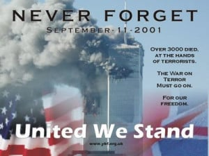 NEVER FORGET 9-11….Maybe we SHOULD forget.