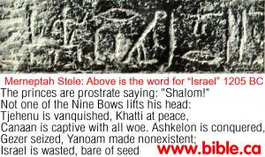 Historical proofs: Conversion of Akhenaten