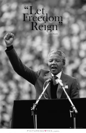 Nelson Mandela Quotes Freedom Quotes