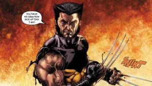 Wolverine Comics Quote-9