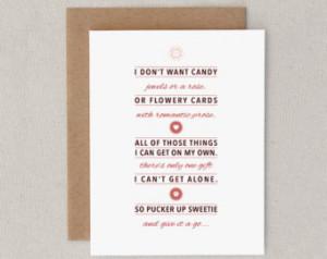 Naughty Anniversary Sex Card. Funny. For Him, Man, Boyfriend, Husband ...