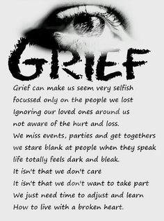 daddi babi loss grieving loss of a parent loss of a spouse quotes ...