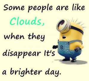 Funny Minions Quotes For The Week - May 18, 2015