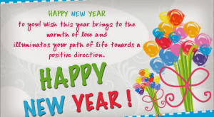 Happy New Year Greetings, Wishes, Quotes, Message & SMS 2015