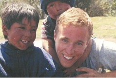 Craig Kielburger was 12 years old when he saw the newspaper photo that ...