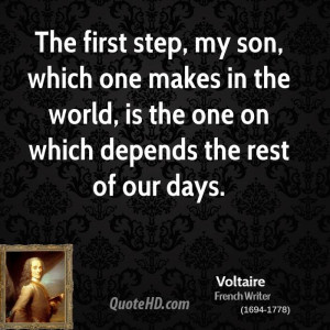Quotes About Step Sons http://www.quotehd.com/quotes/voltaire-writer ...