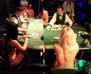 Strip Poker - Paperblog