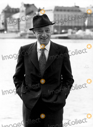 Saul Bellow Picture Saul Bellow in Stockholm 9 26 1982 Photo by