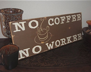 ... items for caffeine quote on etsy coffee addiction funny quotes 340x270