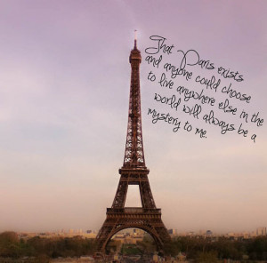 These are the eiffel tower love quotes Pictures