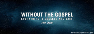 John Calvin Quotes On Predestination John calvin qu