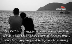 Long Relationship
