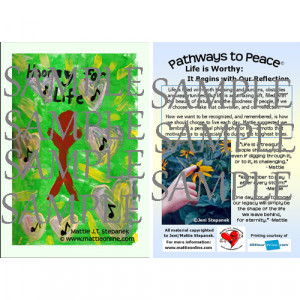 Inspiration Card #4 Life: Pathways to Peace®