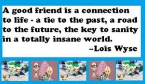 Friend - A good friend